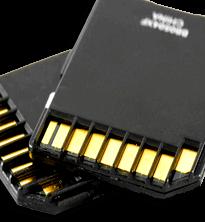 Carte mémoire - Clé USB