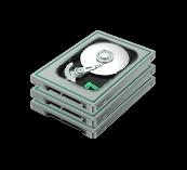 Installation de disque en RAID, grappe de disques