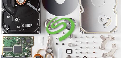 réparer disque dur Seagate