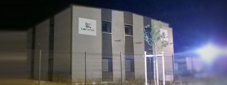 Site protégé data-labcenter immeuble sécurisé