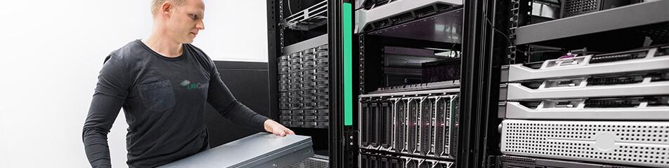 Récupération de données sur baie de stockage, serveur, NAS et RAID