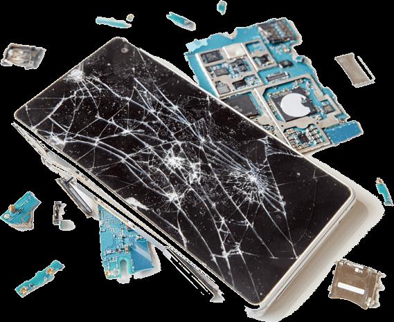 Smartphone récupération de données