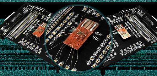 Récupération de données chip NAND