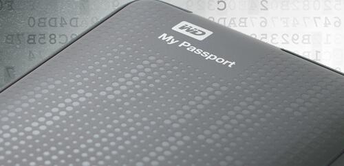 WD Element et WD mypassport plus reconnu