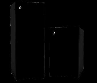 Rack Serveur rackable en panne disque dur.