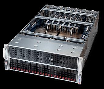 Baie Serveur Raid hotswap Rack - Server Raid en panne