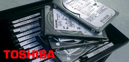 Récupération de données Toshiba MQ01ABD100 et MQ01ABF050