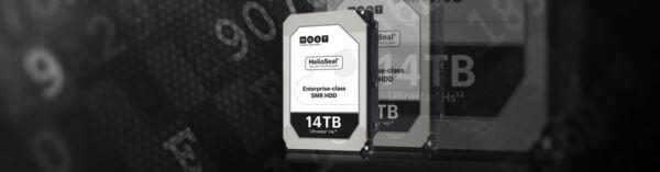 Récupération de données disque dur Hitachi 14 To