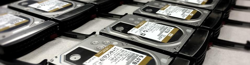 Comment conserver des données sur disque dur ?