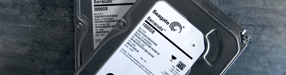 Seagate ST1000DM003 et récupération de données