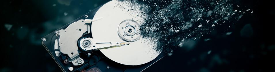 Récupération de données effacées après formatage