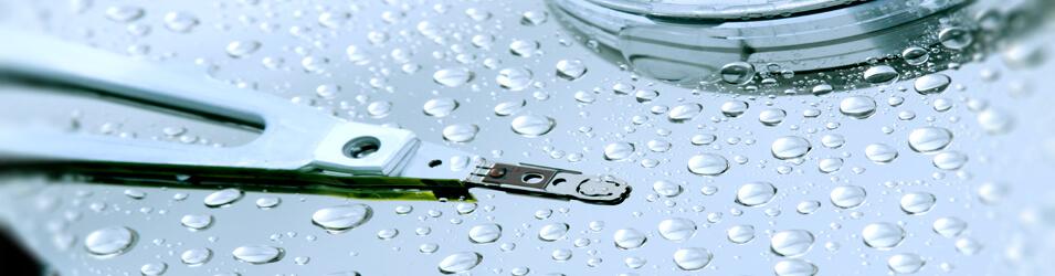 environnement et humidité sur disque dur