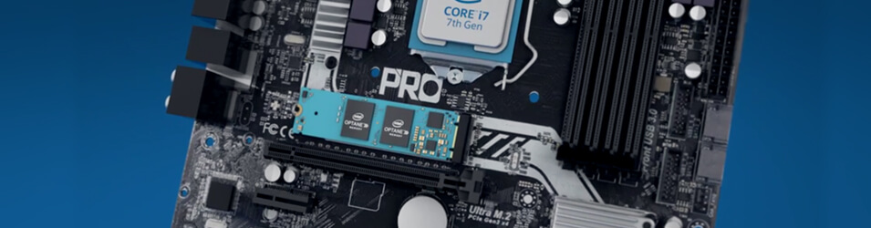Disque SSD Intel Optane