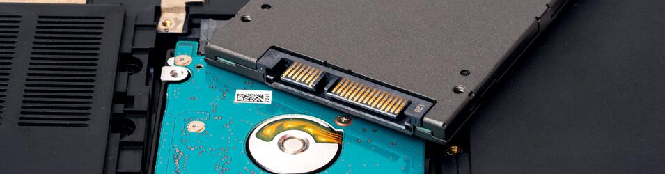 Test SSD vs HDD