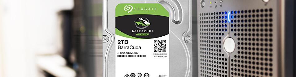 Le disque dur Seagate ST2000DM006