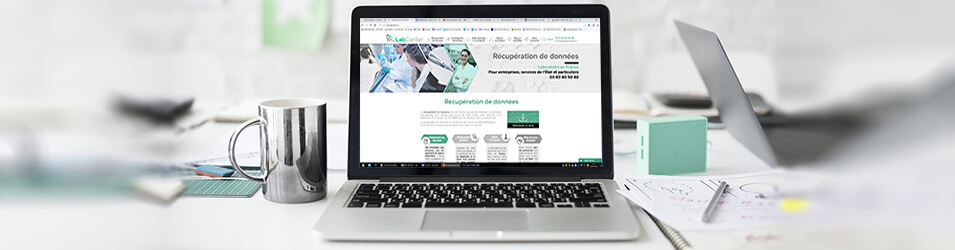 Site internet Data LabCenter