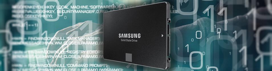 Le SSD Samsung 850 EVO