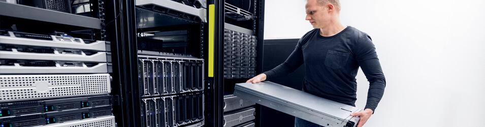 Est-il possible d'effectuer la récupération de données directement chez le client ?