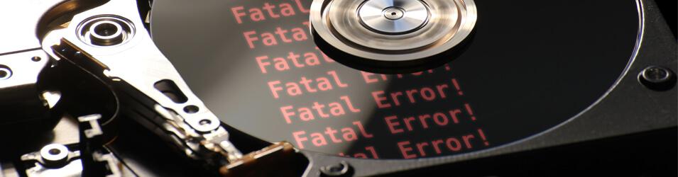 Pourquoi un disque dur tombe-t-il en panne ?