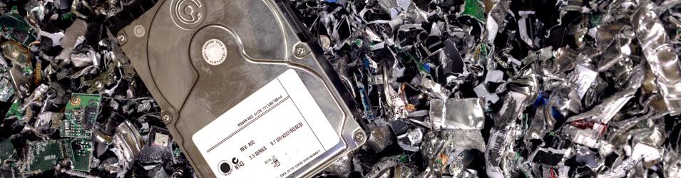 Que devient mon disque dur s'il n'est pas réparable ou comment le recycler ?
