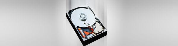 disque dur qui a fait une chute