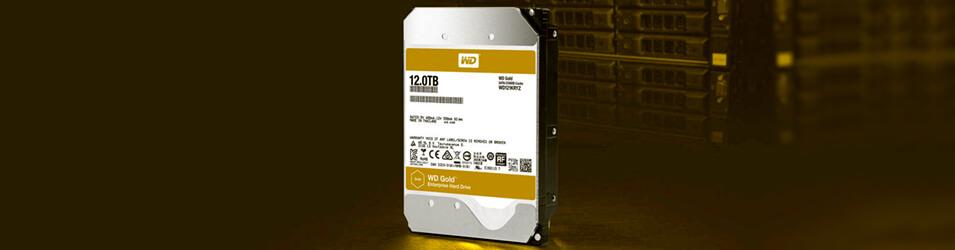 Western Digital – Disque dur Gold pour les DataCenters