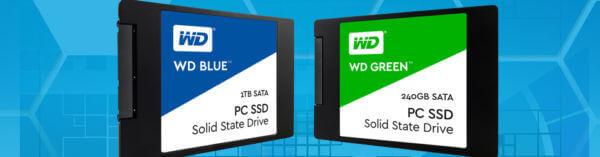 Récupération de données SSD Western Digital