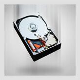 chute disque dur