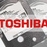 Récupération de données disque dur Toshiba