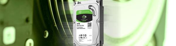 récupération de données Seagate ST4000DM004