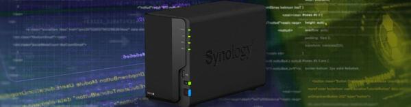 Récupération de données NAS Synology