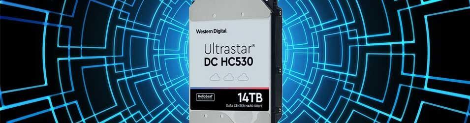 Récupération de données HGST ultrastar DC HC 530
